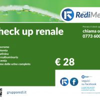 check up renale