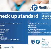 check up standard